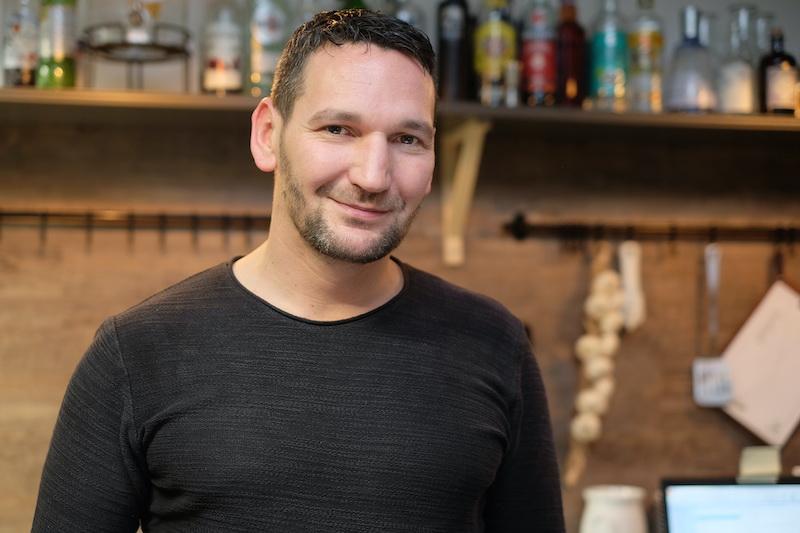 Grünfink-Teamchef Roger Paeplow